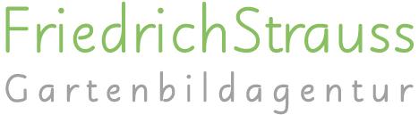 Logo Friedrich Strauss Gartenbildagentur